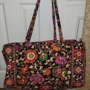 XLARGE Tavel duffel bag, Vera Bradley